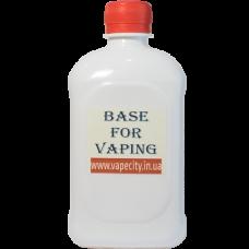 Base for vaping (готовая база) 500 мл